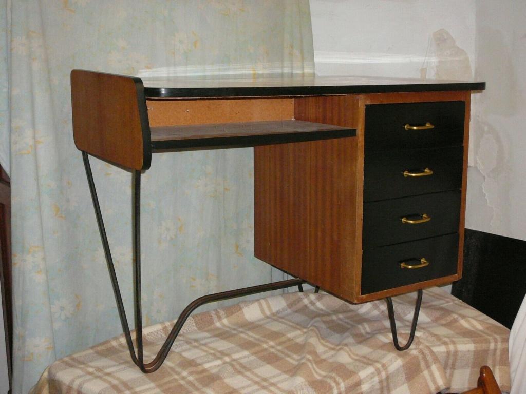 Bureaux & Mobiliers de bureaux 1950's - Office furnitures & Secretary Burea10