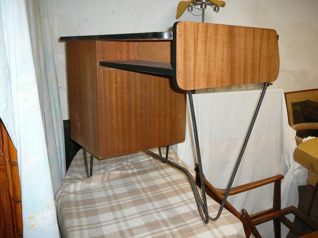 Bureaux & Mobiliers de bureaux 1950's - Office furnitures & Secretary Burea210