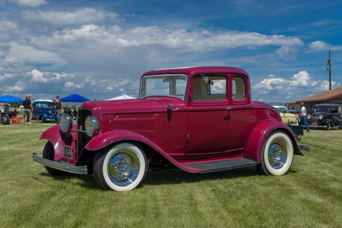 Traditional hot rods to 40s, 50s and 60s C7dt5110