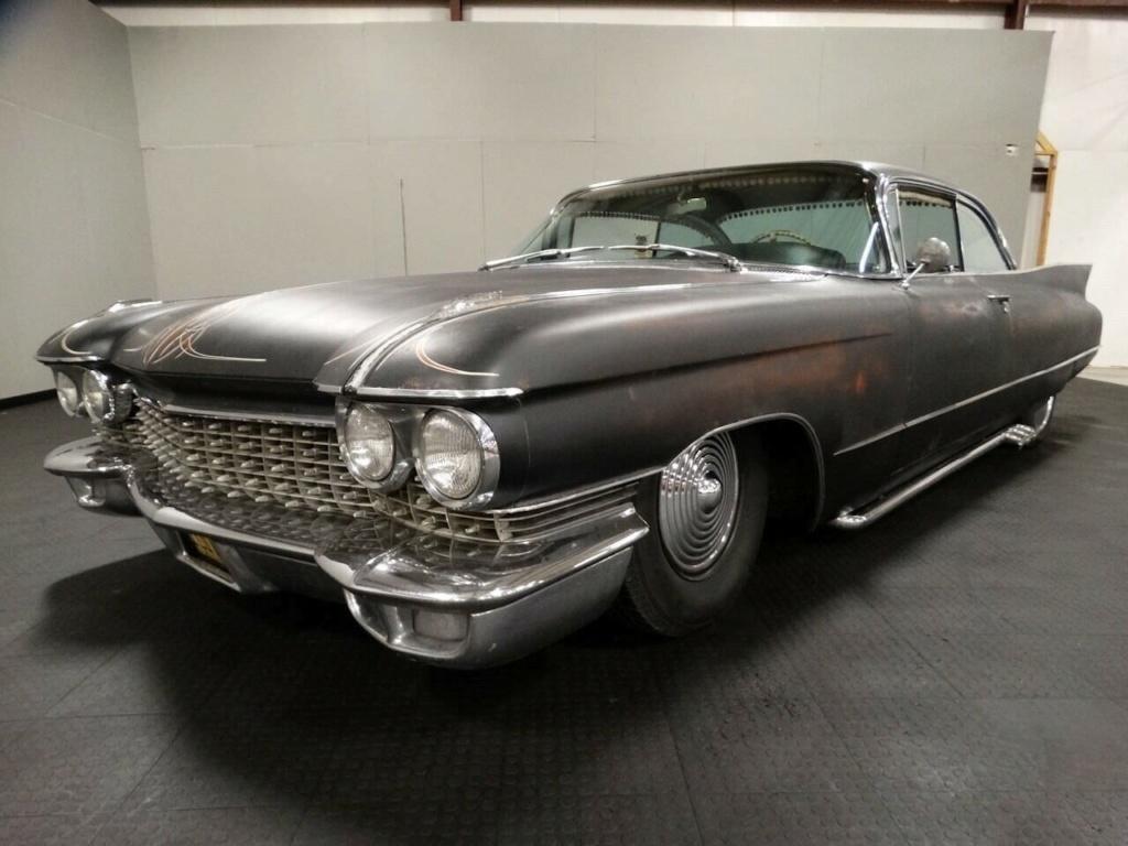 Cadillac 1959 - 1960 custom & mild custom - Page 4 Cad310
