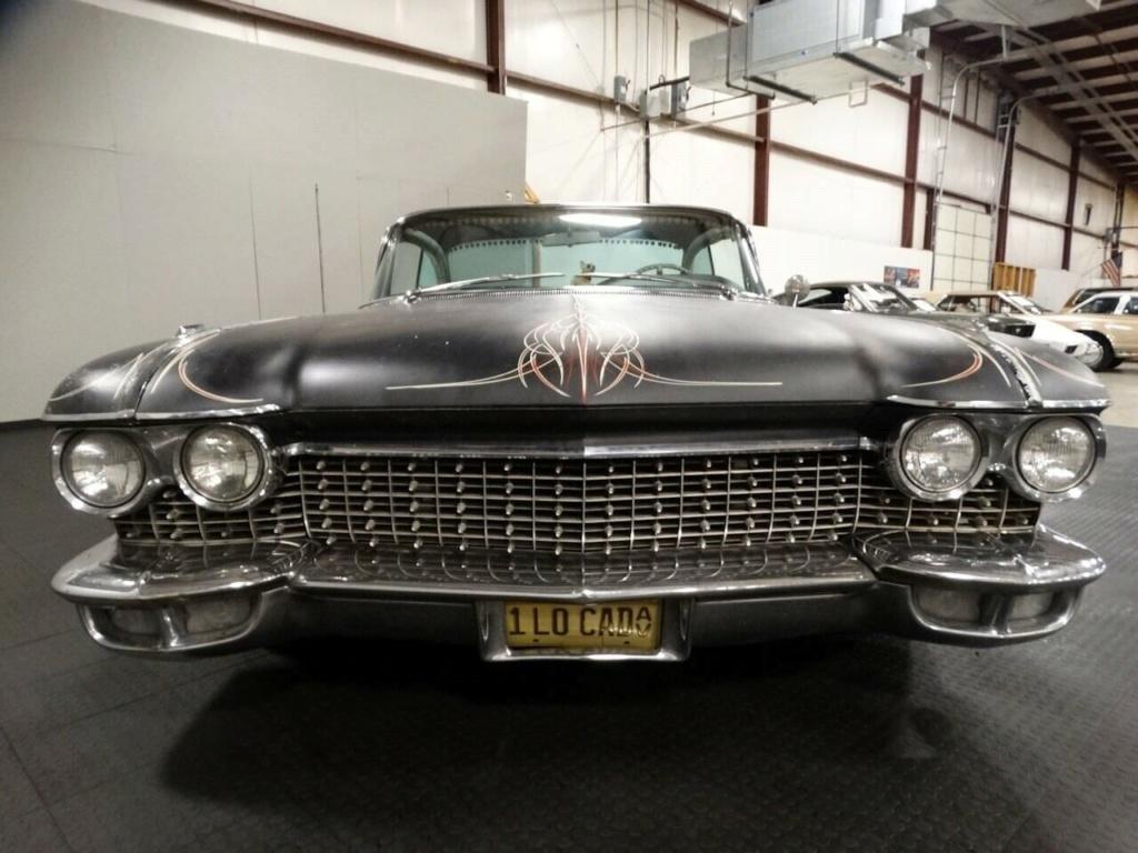 Cadillac 1959 - 1960 custom & mild custom - Page 4 Cad410