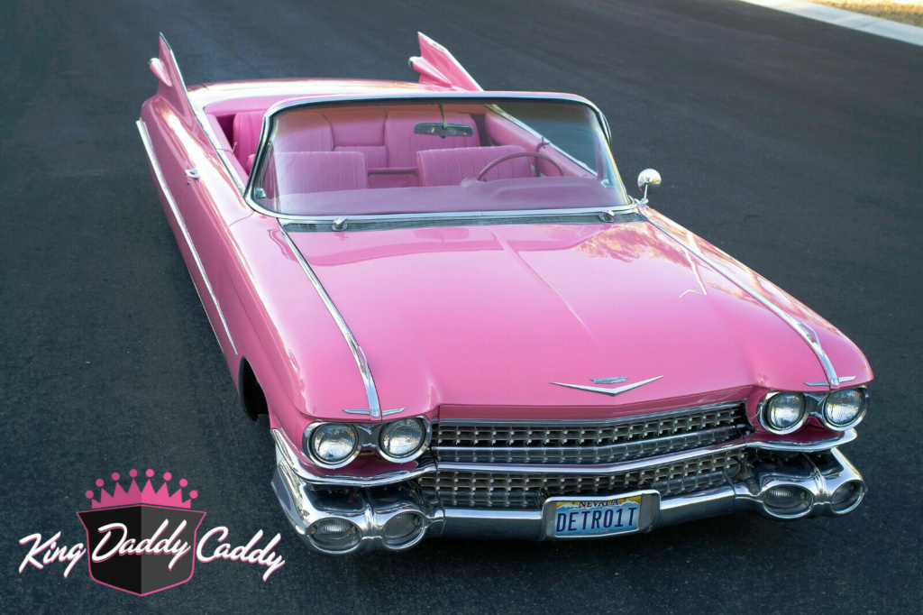 Cadillac 1959 - 1960 custom & mild custom - Page 4 Cad59210