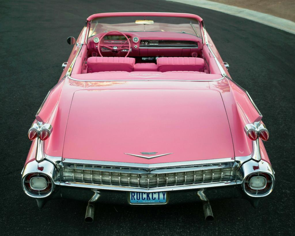 Cadillac 1959 - 1960 custom & mild custom - Page 4 Cad59211