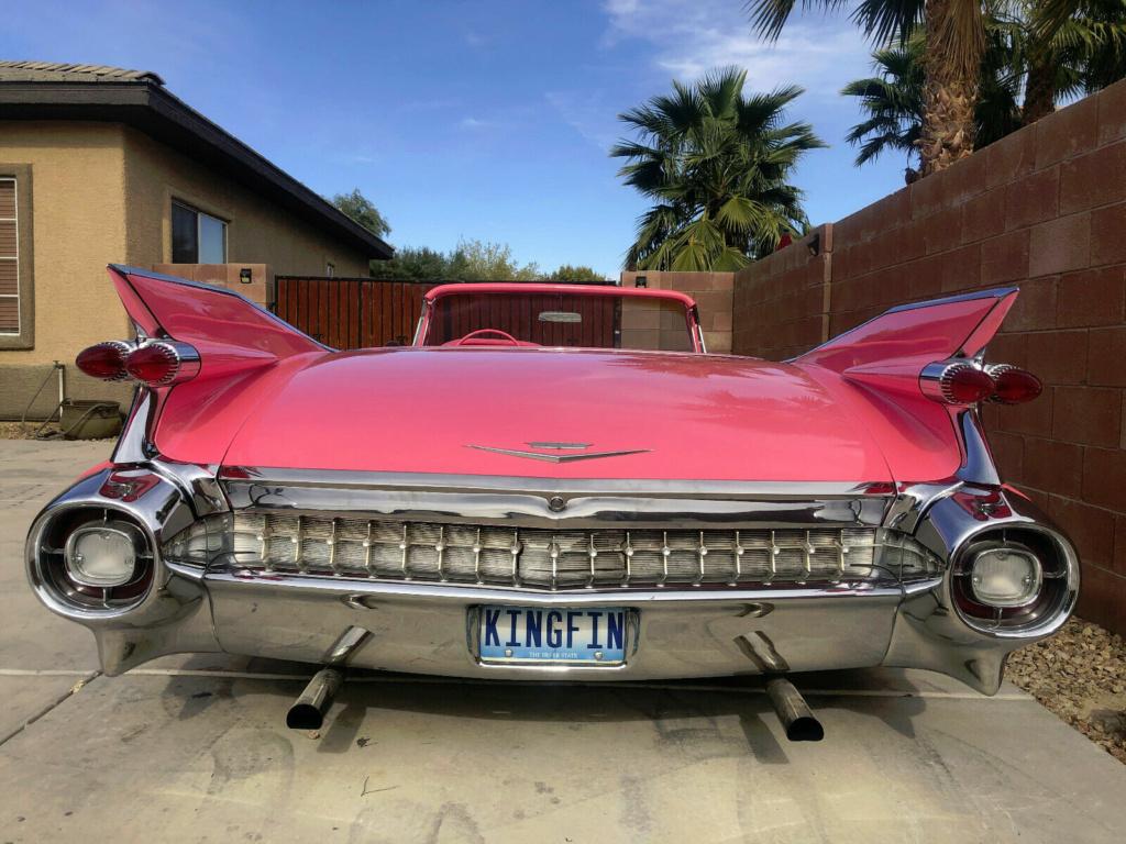 Cadillac 1959 - 1960 custom & mild custom - Page 4 Cad59212