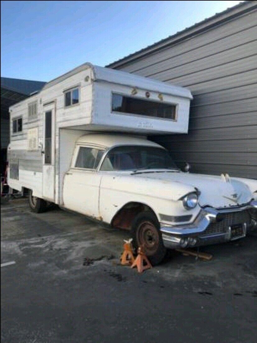 1957 Cadillac Camper - Homebuilt Cadsed10