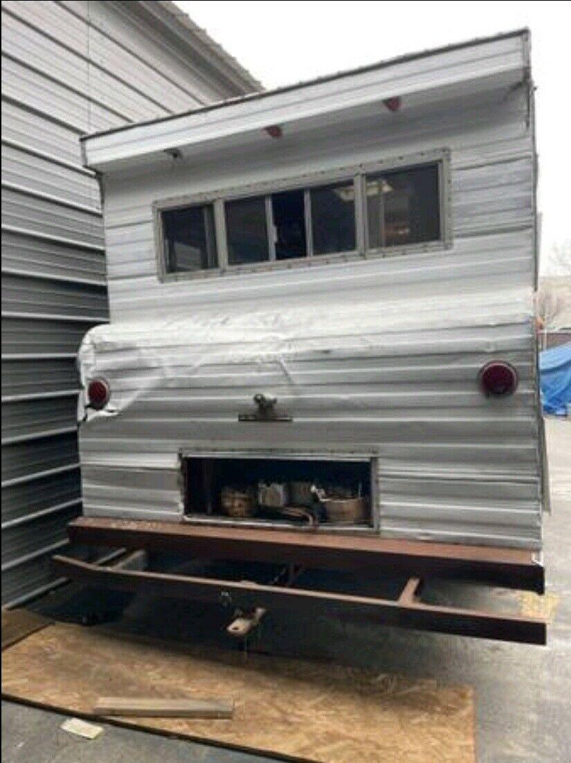 1957 Cadillac Camper - Homebuilt Cadsed13