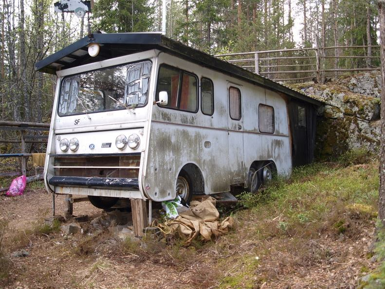 Camping-car 6 roues sur base Citroën ID Camper10