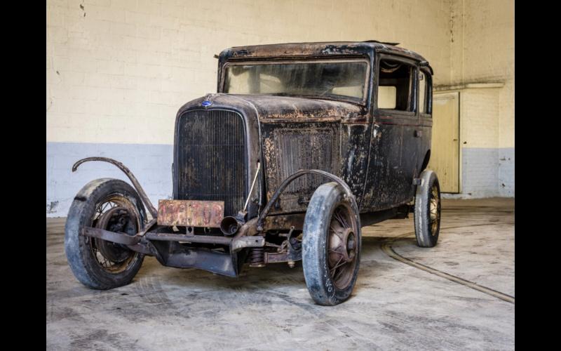 Sortie de Grange en Belgique : les réserves de la Collection Mahy aux enchères Juin 2018 Canvas12