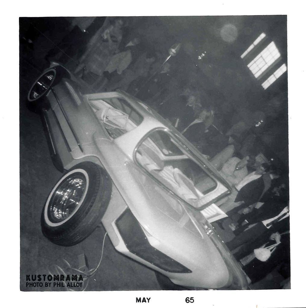 Car Craft Dream Rod - Bill Cushenbery Car-cr10