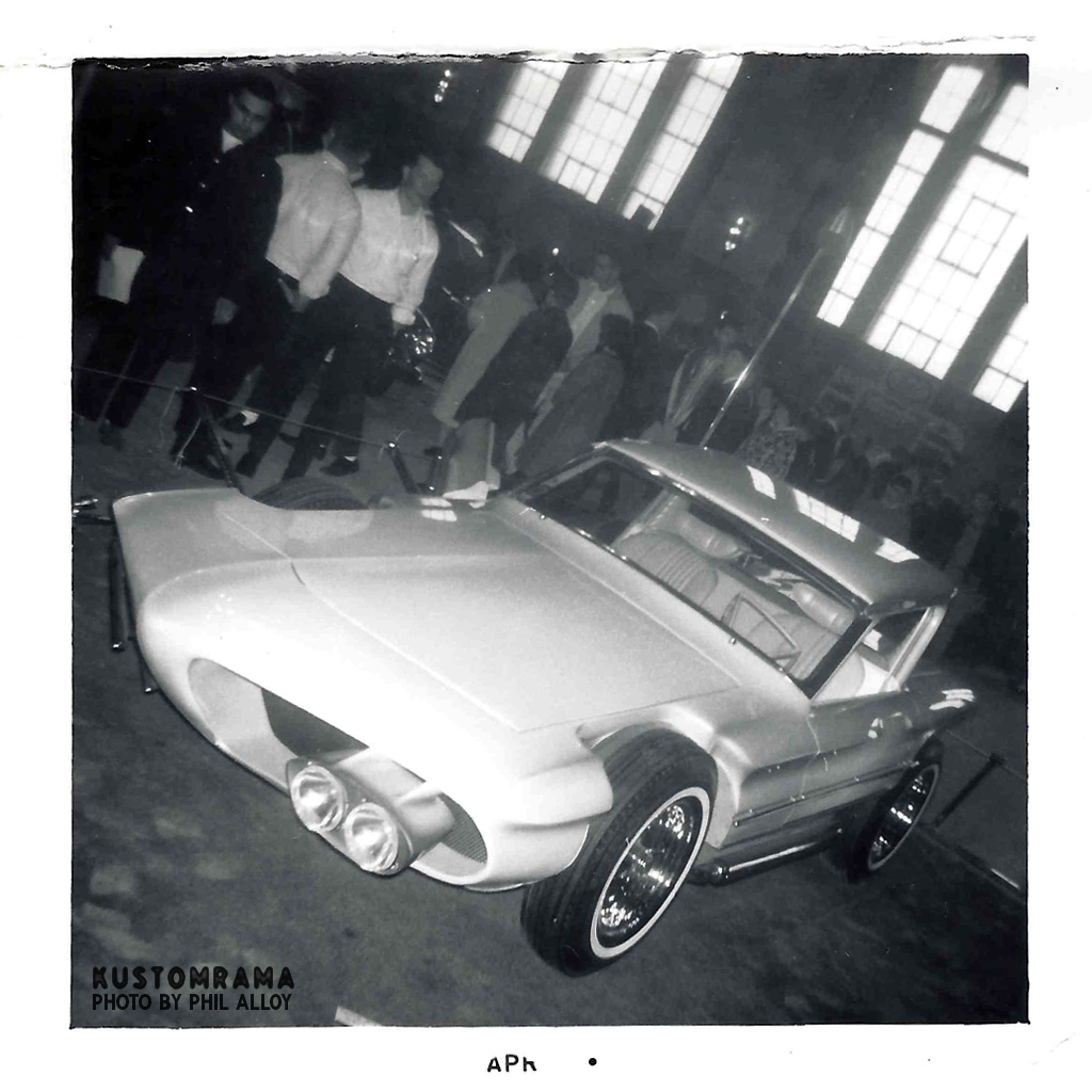Car Craft Dream Rod - Bill Cushenbery Car-cr11