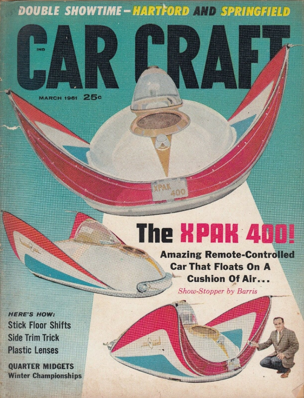 XPAK 400  - George Barris Carcra11