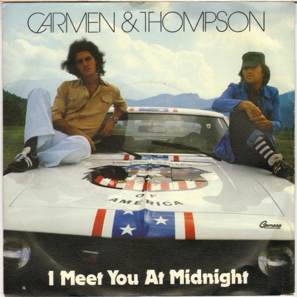 Records with car or motorbike on the sleeve - Disques avec une moto ou une voiture sur la pochette - Page 9 Carmen10
