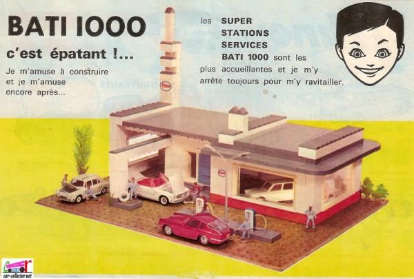 SOLIDO  BATI 1000  -  Jeu de construction. Catalo10