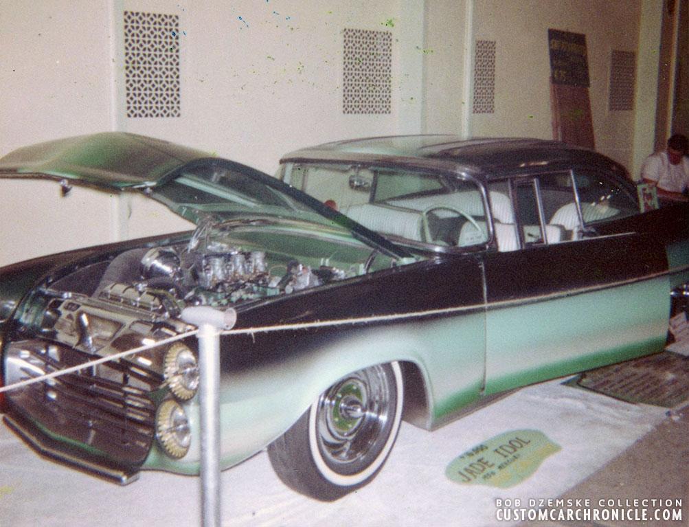 1957 Mercury - Jade Idol - Gene Winfield Ccc-dz10