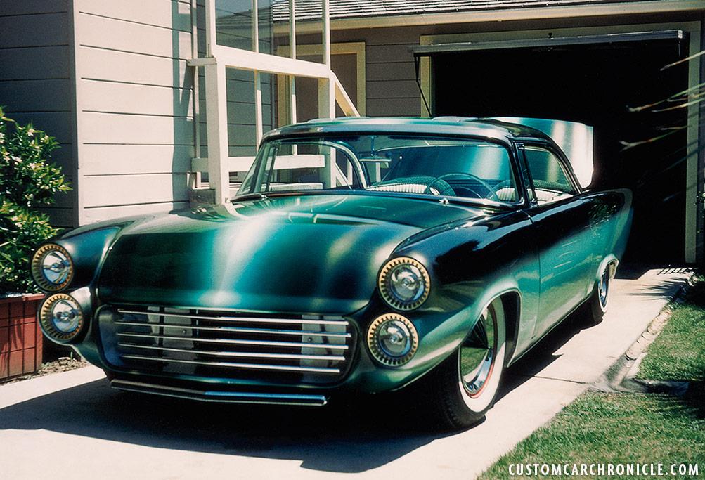 1957 Mercury - Jade Idol - Gene Winfield Ccc-ja12