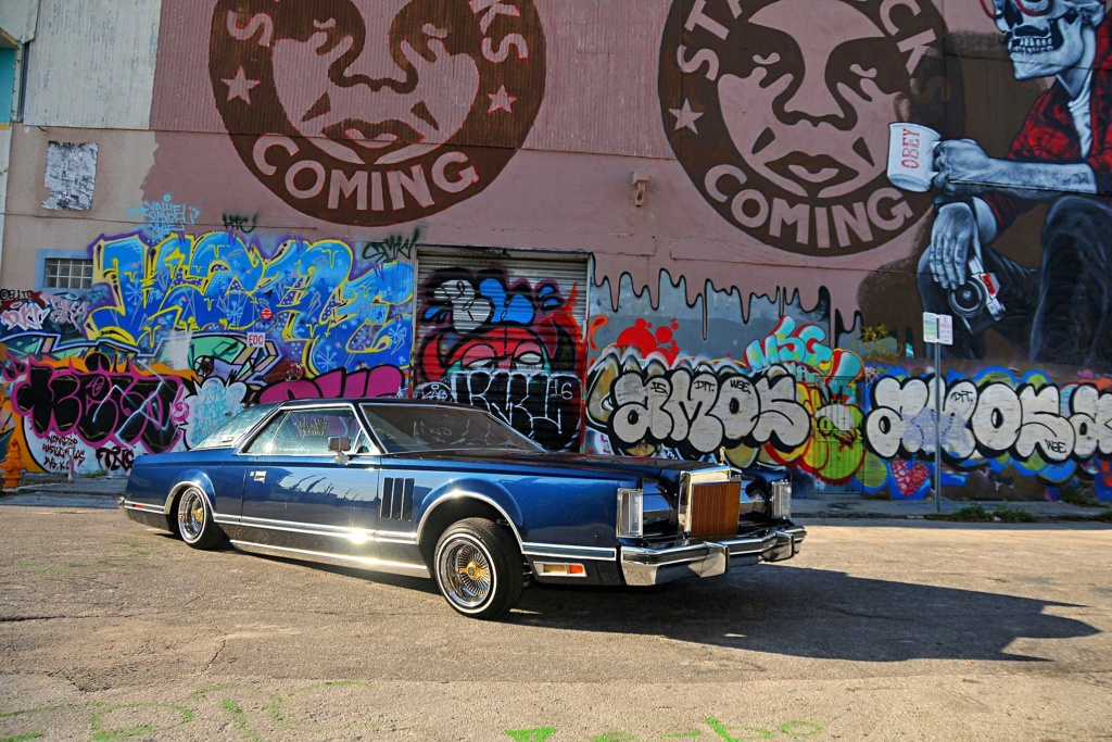 Lincoln Continental Mark 3, 4 & 5 Low Rider Ccd2db10