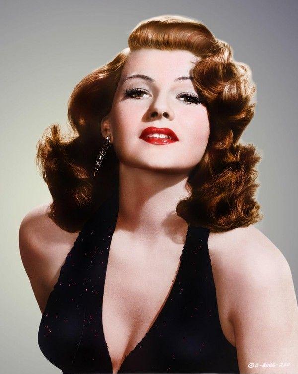Rita Hayworth - Actrice Cee58e10