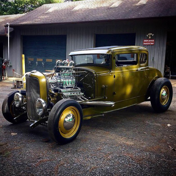 Traditional hot rods to 40s, 50s and 60s Ceup-910