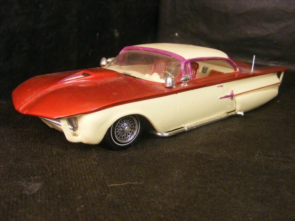 Vintage built automobile model kit survivor - Hot rod et Custom car maquettes montées anciennes - Page 13 Chev10