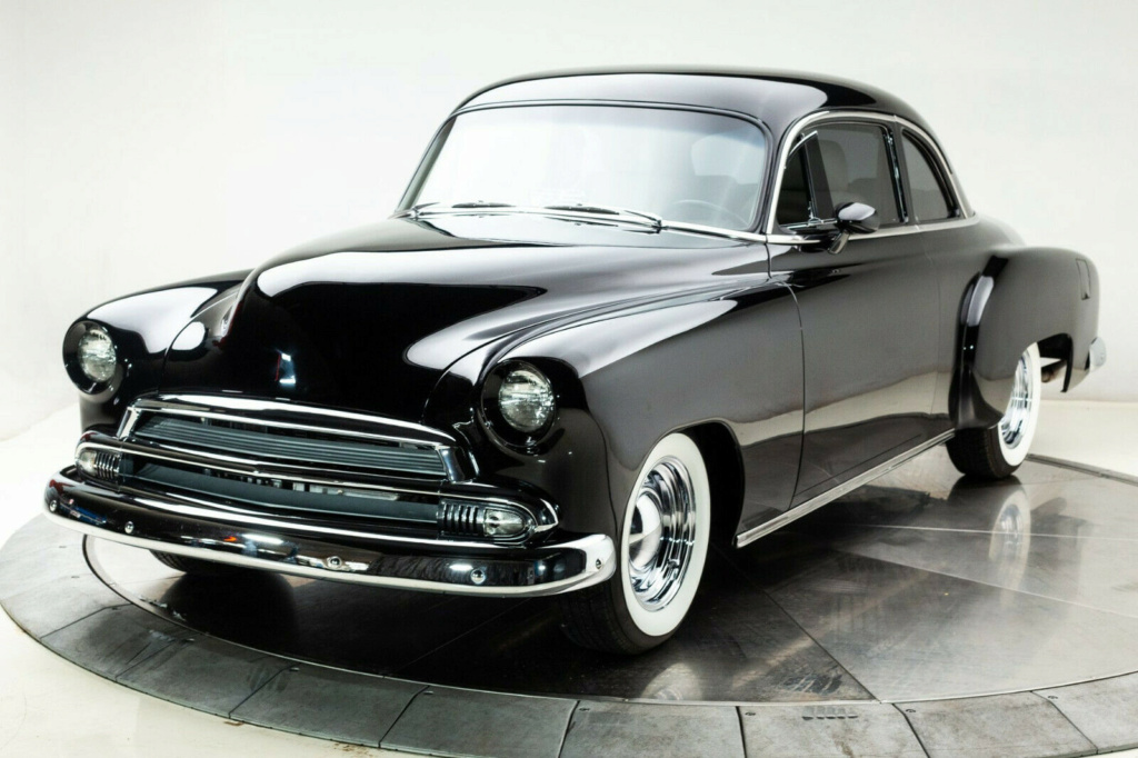 Chevy 1949 - 1952 customs & mild customs galerie - Page 26 Chev11