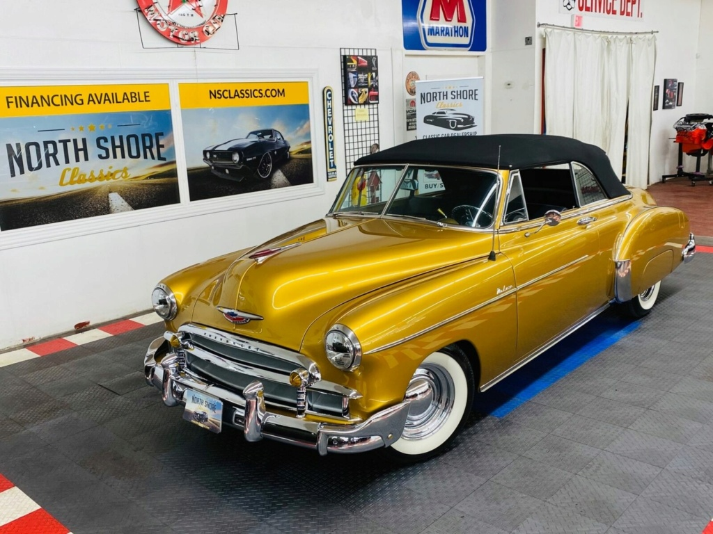 Chevy 1949 - 1952 customs & mild customs galerie - Page 27 Chev12