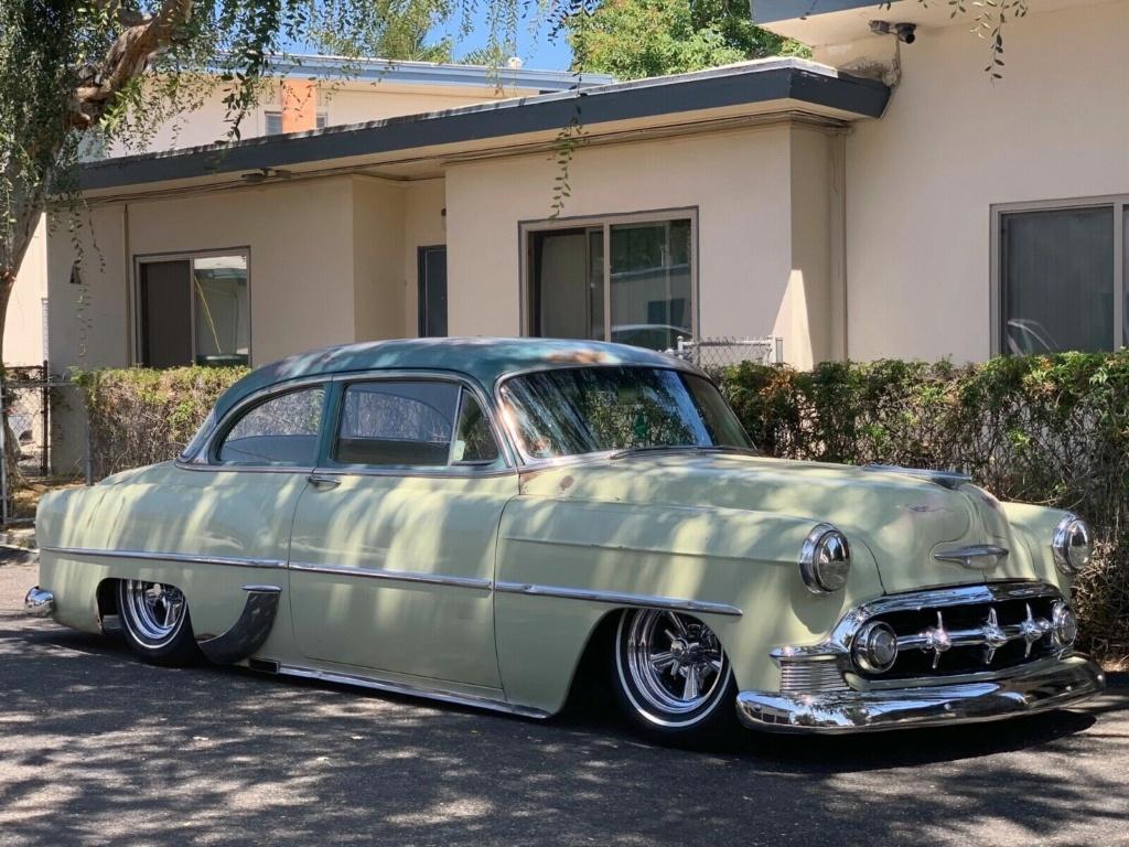 Chevy 1953 - 1954 custom & mild custom galerie - Page 17 Chev2411