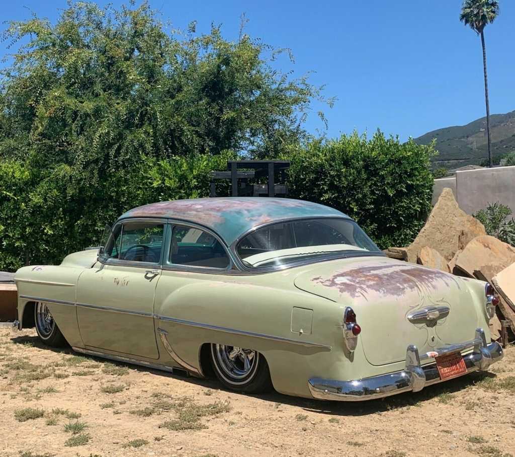 Chevy 1953 - 1954 custom & mild custom galerie - Page 17 Chev2l10