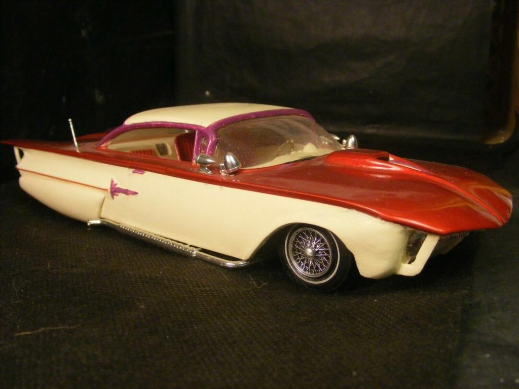 Vintage built automobile model kit survivor - Hot rod et Custom car maquettes montées anciennes - Page 13 Chev410