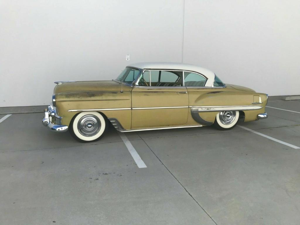 Chevy 1953 - 1954 custom & mild custom galerie - Page 17 Chev5410