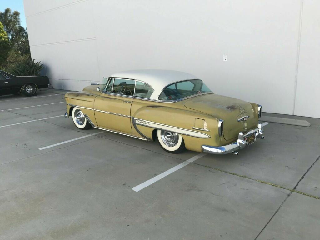 Chevy 1953 - 1954 custom & mild custom galerie - Page 17 Chev5413