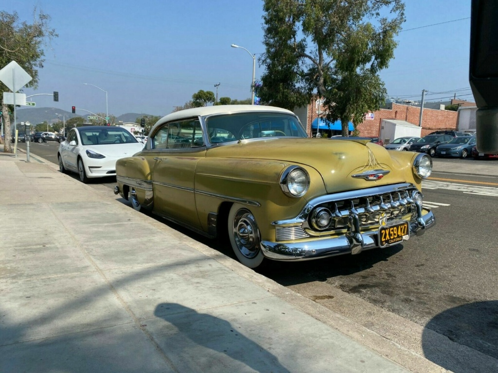 Chevy 1953 - 1954 custom & mild custom galerie - Page 17 Chev5414