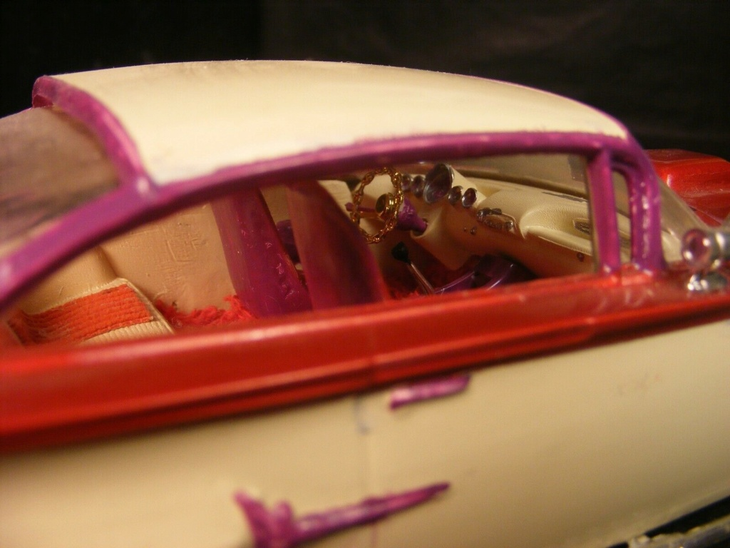 Vintage built automobile model kit survivor - Hot rod et Custom car maquettes montées anciennes - Page 13 Chev610