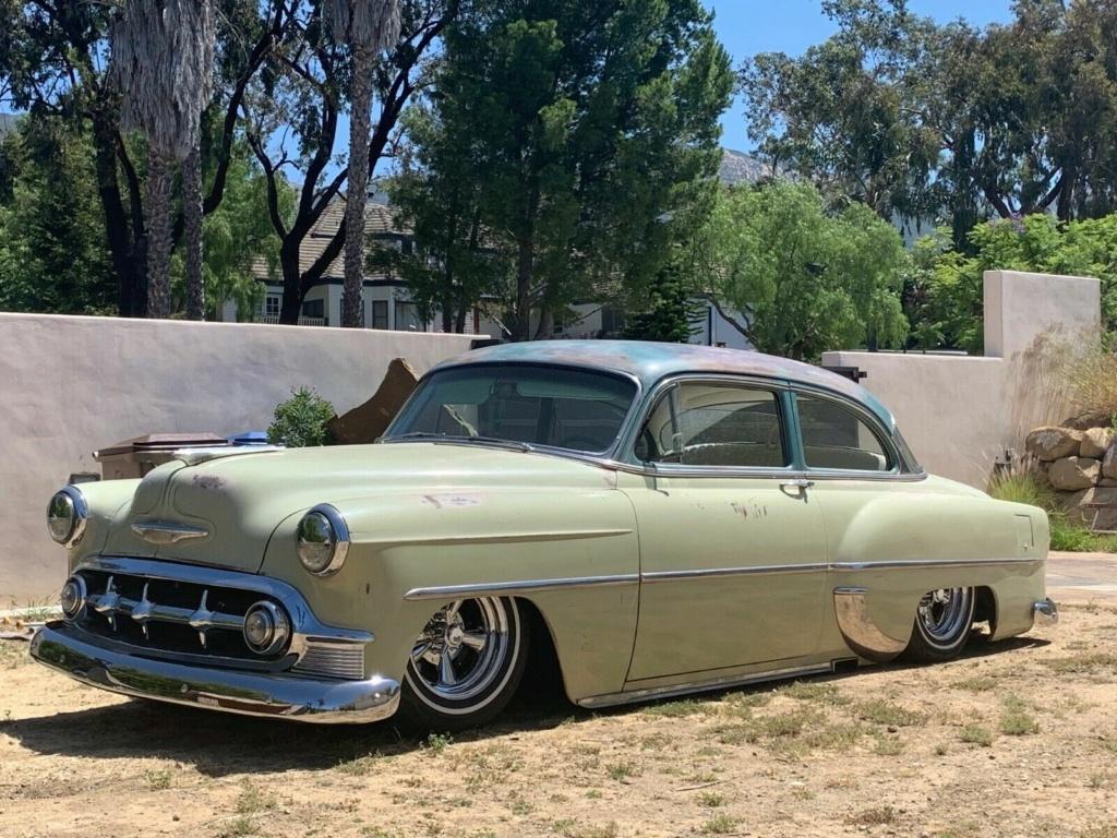 Chevy 1953 - 1954 custom & mild custom galerie - Page 17 Chevl10