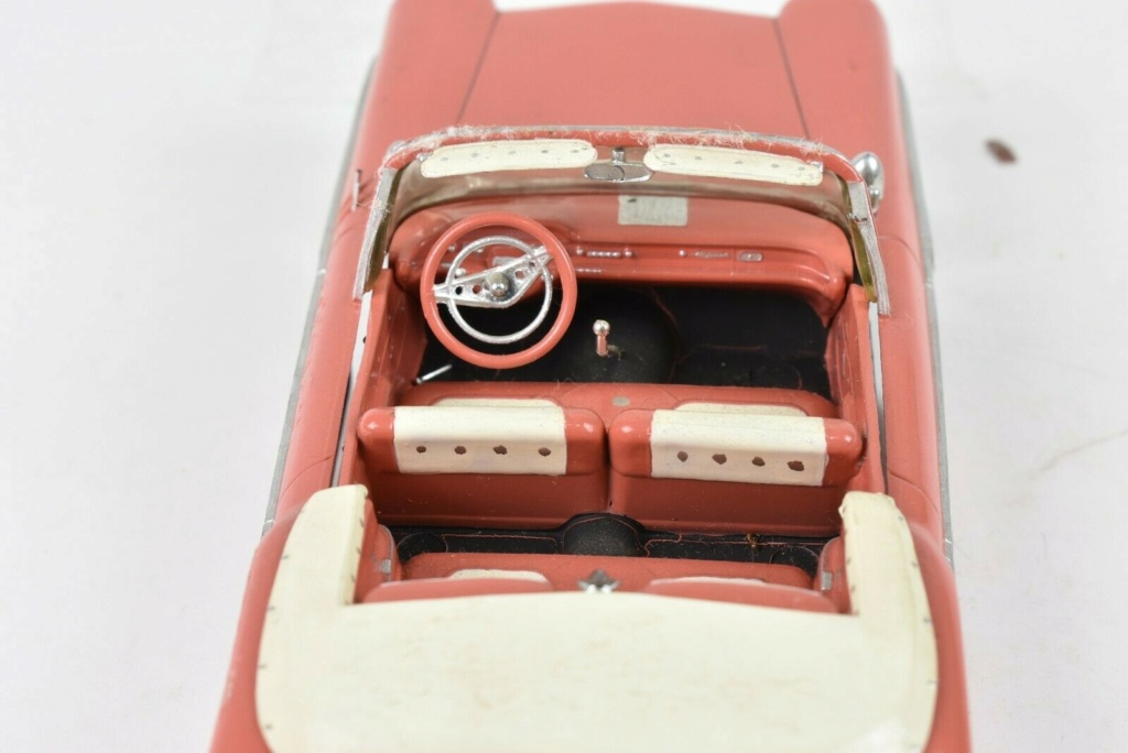 Vintage built automobile model kit survivor - Hot rod et Custom car maquettes montées anciennes - Page 14 Chevy512
