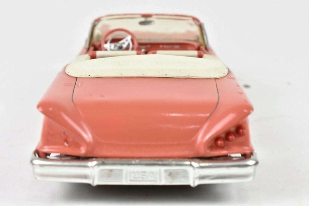 Vintage built automobile model kit survivor - Hot rod et Custom car maquettes montées anciennes - Page 14 Chevy515