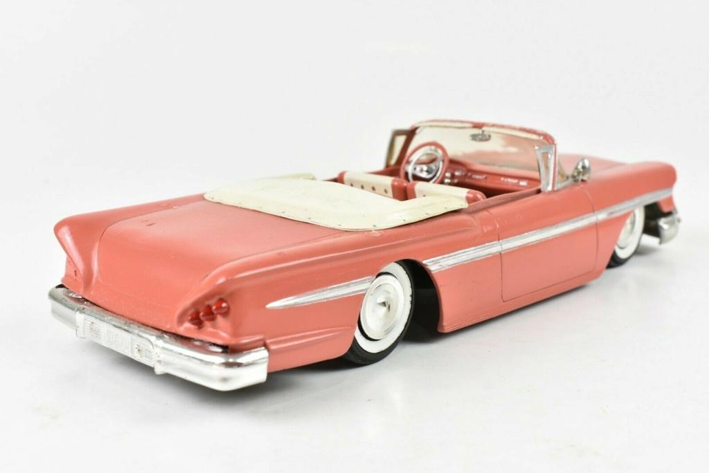 Vintage built automobile model kit survivor - Hot rod et Custom car maquettes montées anciennes - Page 14 Chevy516