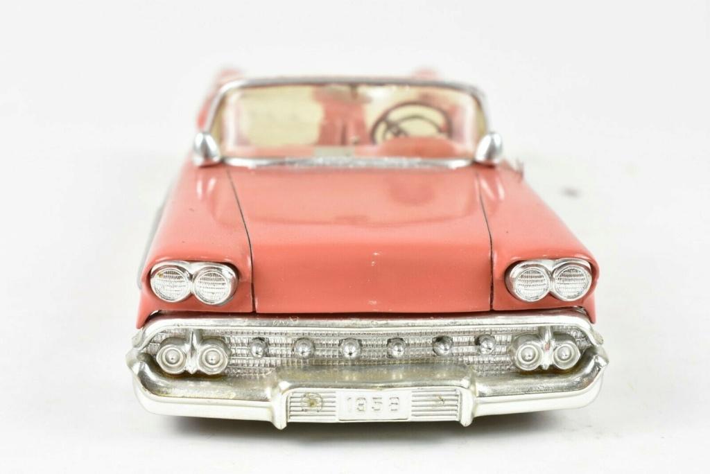Vintage built automobile model kit survivor - Hot rod et Custom car maquettes montées anciennes - Page 14 Chevy518
