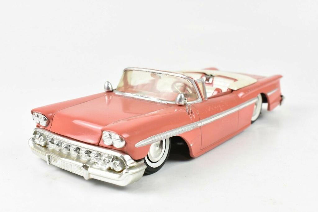 Vintage built automobile model kit survivor - Hot rod et Custom car maquettes montées anciennes - Page 14 Chevy519