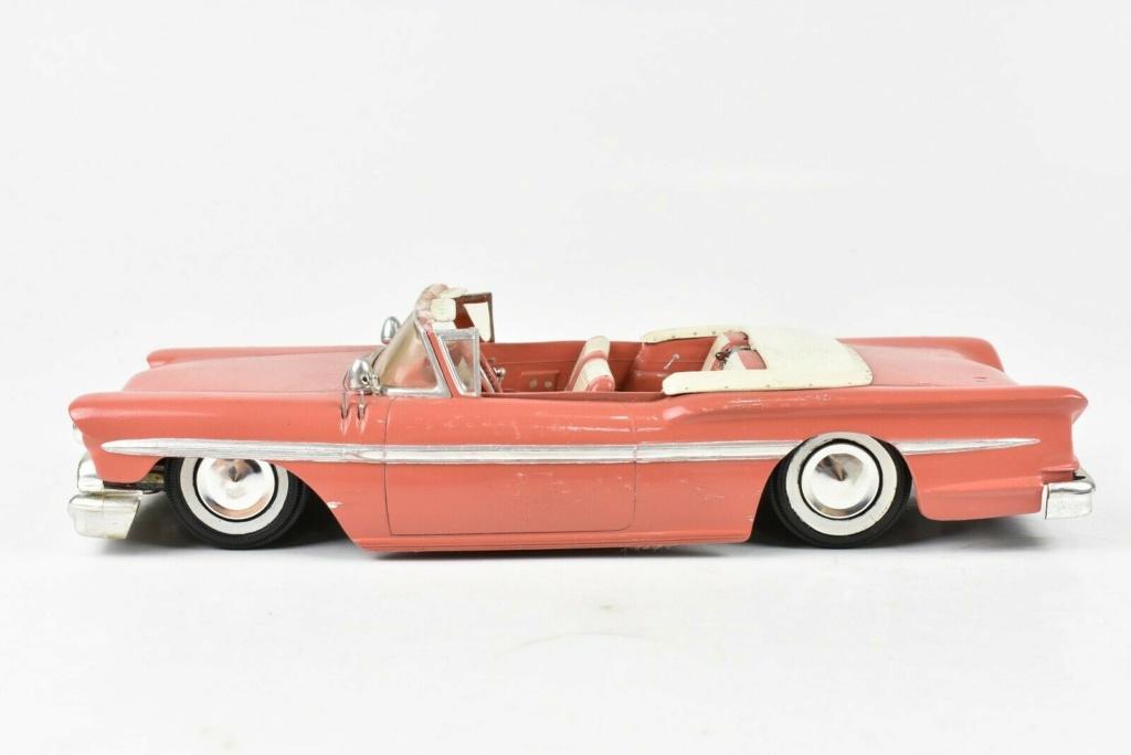 Vintage built automobile model kit survivor - Hot rod et Custom car maquettes montées anciennes - Page 14 Chevy520