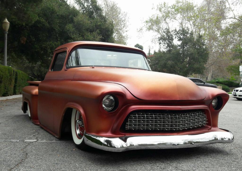 Chevy pick up  1955 - 1959 custom & mild custom - Page 2 Chevyp10