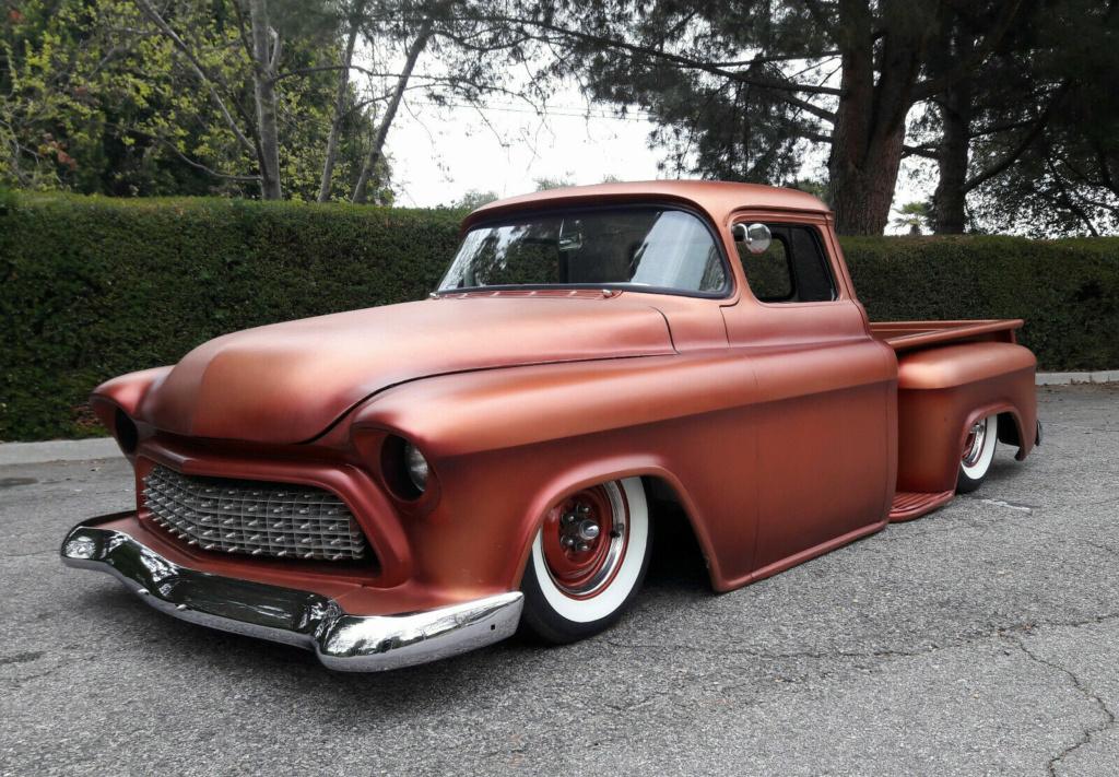 Chevy pick up  1955 - 1959 custom & mild custom - Page 2 Chevyp12
