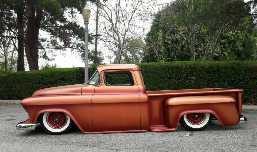 Chevy pick up  1955 - 1959 custom & mild custom - Page 2 Chevyp13