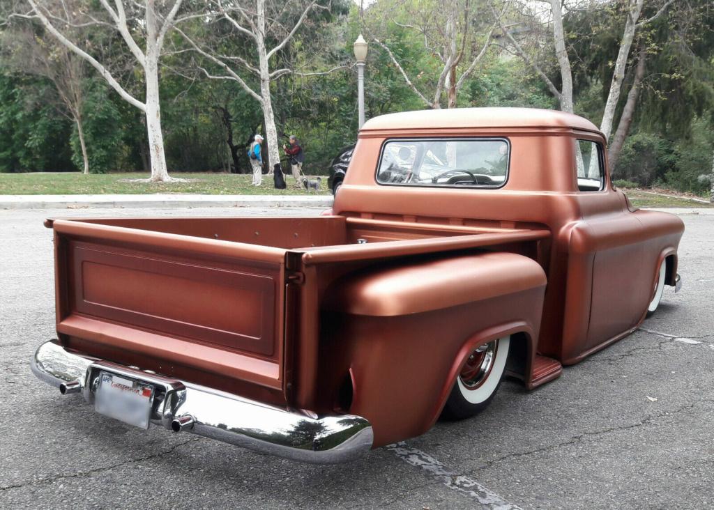 Chevy pick up  1955 - 1959 custom & mild custom - Page 2 Chevyp15