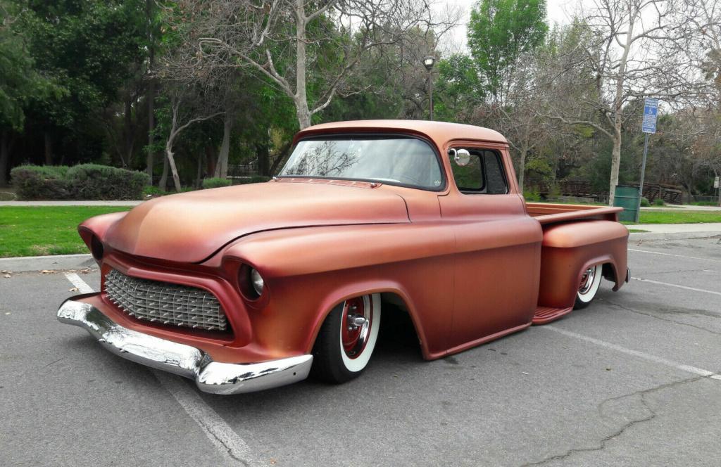 Chevy pick up  1955 - 1959 custom & mild custom - Page 3 Chevyp25
