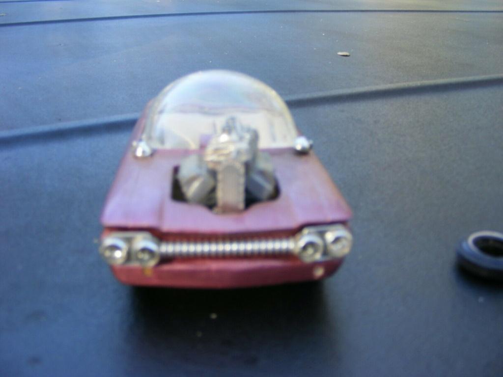 Vintage built automobile model kit survivor - Hot rod et Custom car maquettes montées anciennes - Page 14 Corv110