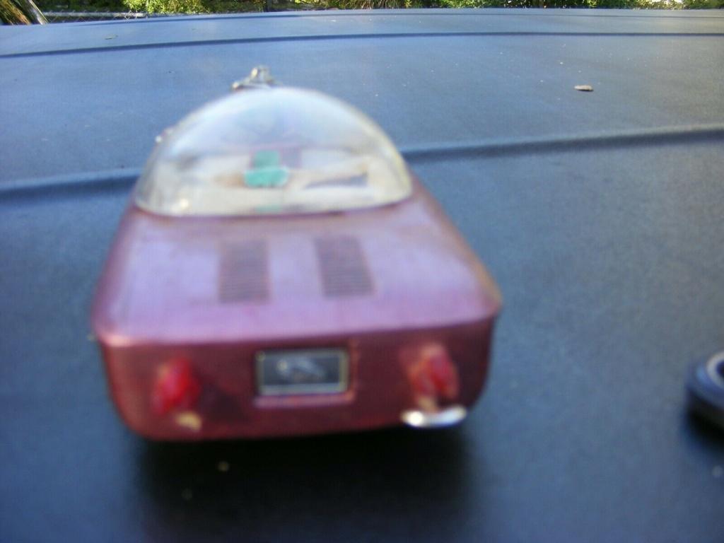 Vintage built automobile model kit survivor - Hot rod et Custom car maquettes montées anciennes - Page 14 Corv210