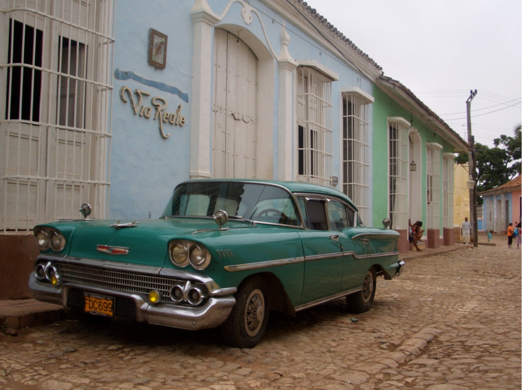 Classic cars to Cuba Cuba_c10