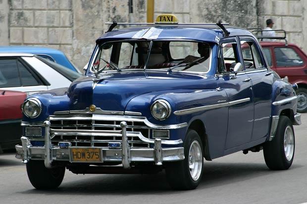 Classic cars to Cuba Cuba_v11