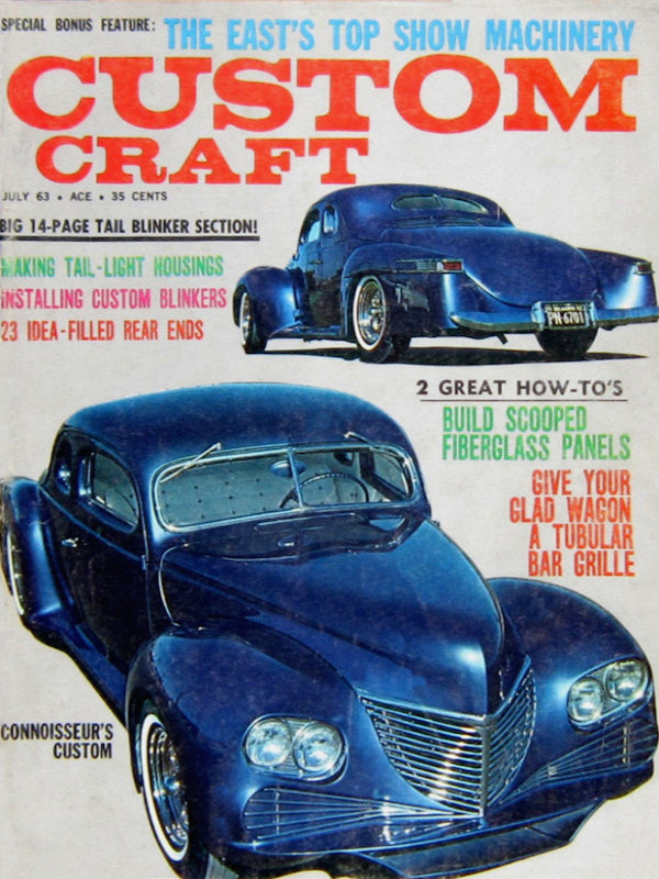 1939 Ford - Mc Nutt Coupe Custcr10