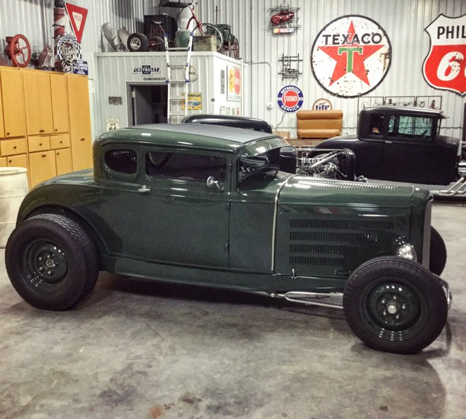 Traditional hot rods to 40s, 50s and 60s D1eviz10